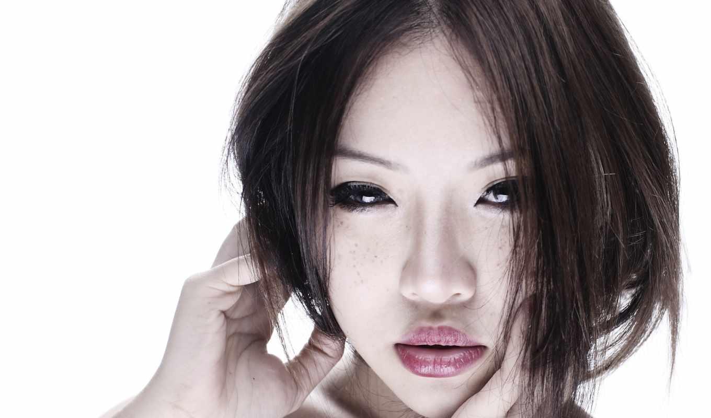 lips, asian, женщина, розовый, girls, девушка, ан,