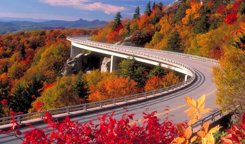 самые, красивые, дороги, мира, дорог,