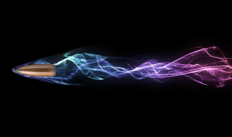 пуля, след, спектр, смотрите, от, this, elemente, пули, viziune,