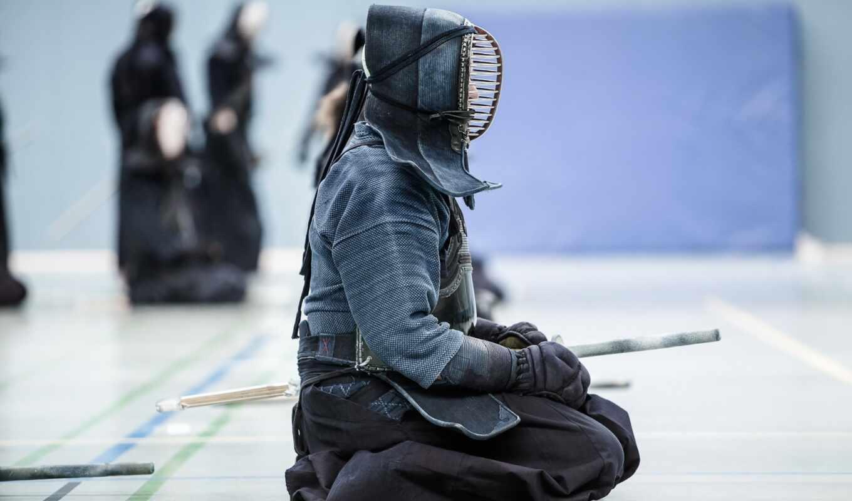 спорт, плакат, самурай, шлем, fencing, истребитель, top, одежда, джинсы, реклама