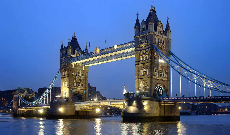 мост, башня, london, life, tsing, hong, kong,