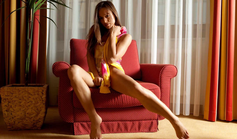 dominika, femjoy, girls, chybova, фото, armchair, бах,
