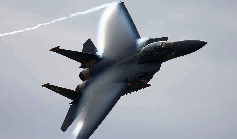 истребитель, самолёт, contrails, орлан, contrail, sou, информации, реактивный, крыло,