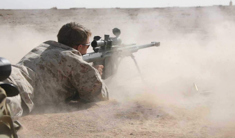 винтовка, снайпер, стреляет, barrett, surviving, cal, эротику, показывать, afghanistan, los, alqaeda, home,
