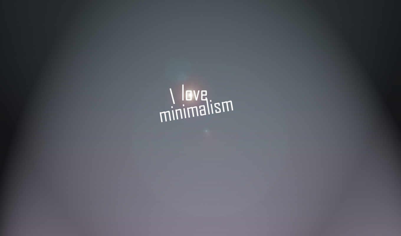 минимализм, картинка, картинку,