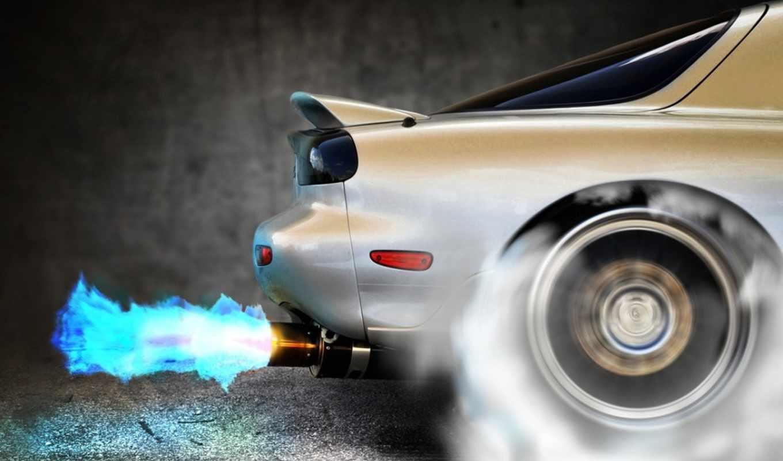 exhaust, огонь, трубы, устройство, системы, автомобиля,