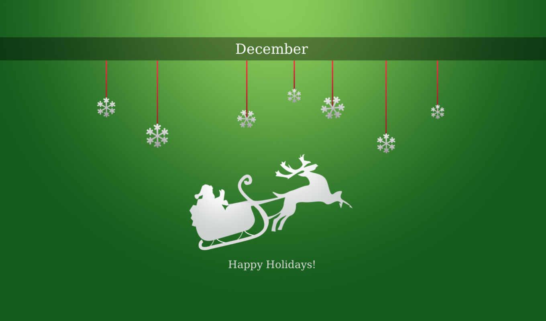дед, иней, санта, клаус, new, год, олени, борода, праздник, claus,