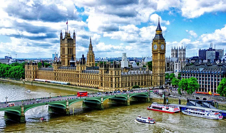 бена, биг, london, westminster, ready, дворец, картинка, который, house