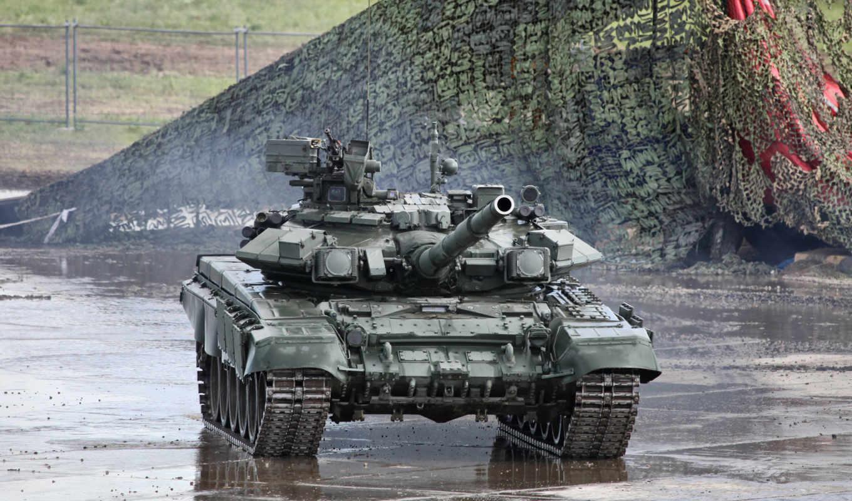 машиностроении, технологии, танк, техника, боевой, основной, кузьмин, военная,  т-90, россия,