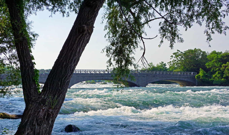 водопады, priroda, сша, niagara,