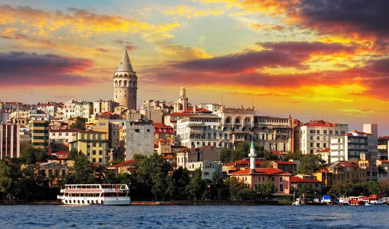 mosque, istanbul, turkey, ахмета, султана, голубая, взгляд,