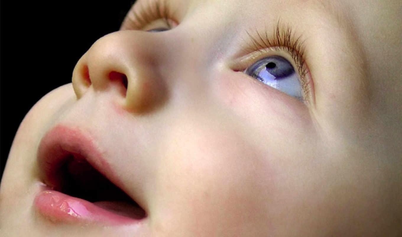 ребенок, смотрит, малыш, люди, you, baby, ребенка,
