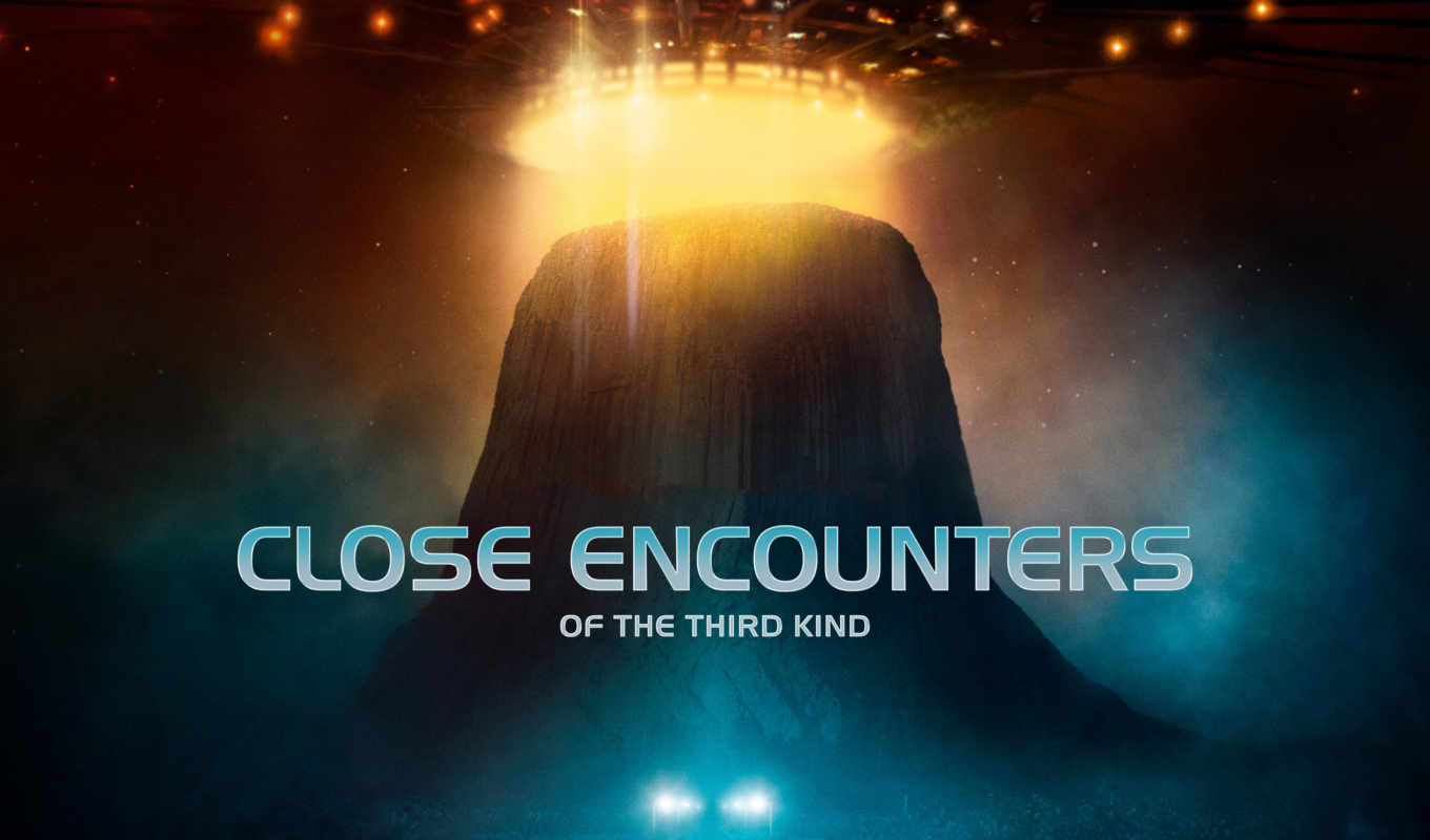encounters, third, род, movie, one, widescreen,