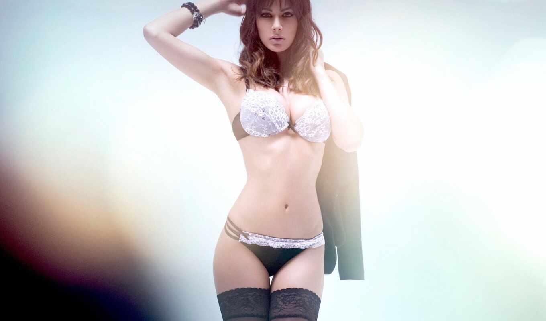 девушка, красивый, волосы, toniolo, lingerie, белье, девка, мели, long, supermodel, car