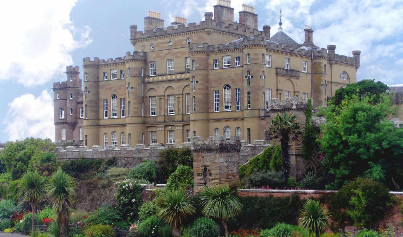 замки, старинные, архитектуры, шедевры,