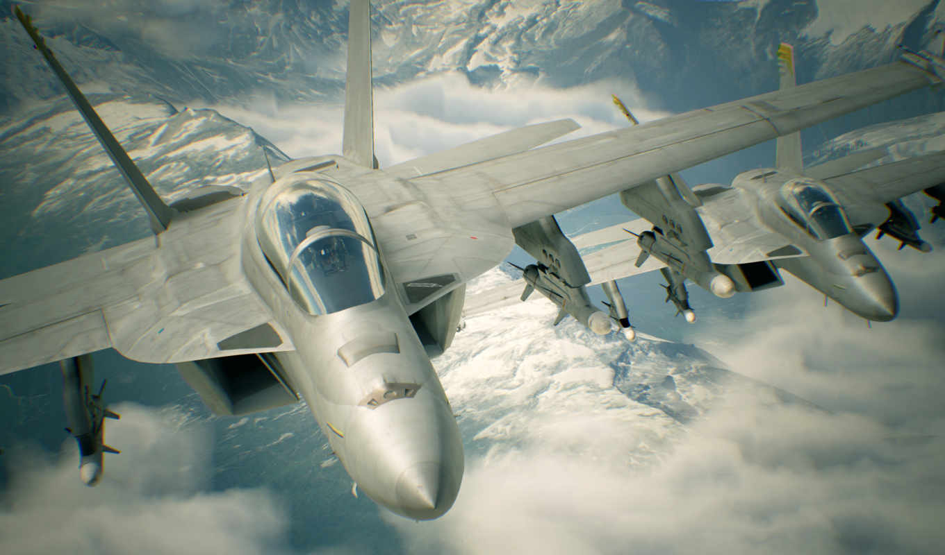ace, combat, skies, unknown, игры, video,