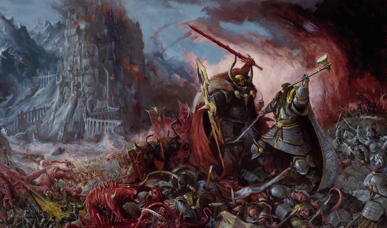 картинка, игра, эпизод, warhammer, картинку, battles, chaos, игры, мыши, кнопкой, march, battle, кномку, салатовую, all, левой, же, картинками, you, понравившимися, поделиться, donate, так, кликните,