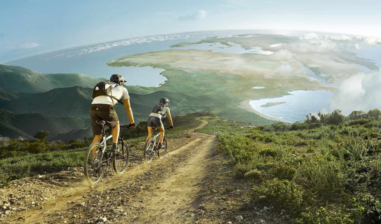 велосипеды, горные, велосипед, мотоциклы, горный, велосипеда,