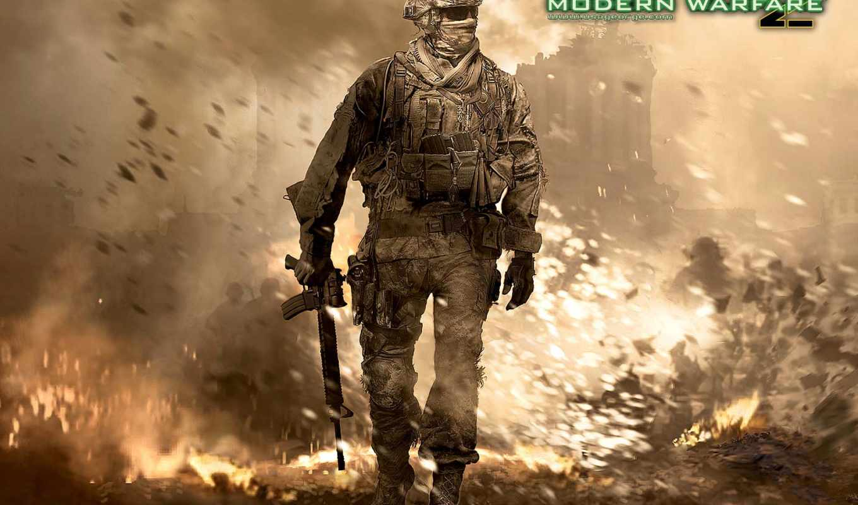 duty, колл, warfare, современный,