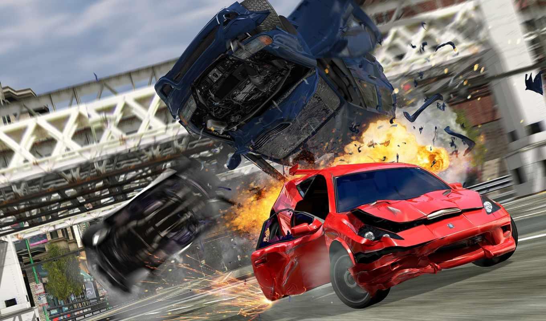 Картинки машинки аварии