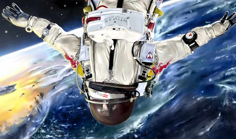 космос, julian, celaj, астронавт, планета, арт, скафандр, картинка,