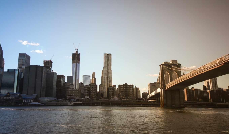 страны архитектура Нью-Йорк США скачать