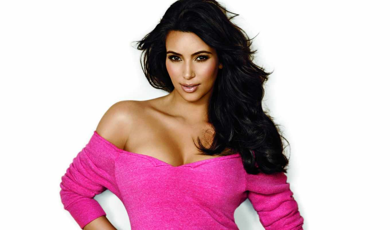 kim, kardashian, розовый, фото, kimkardashian, пользователя, кардашян, платье, her,