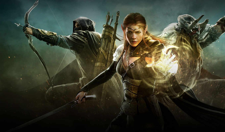online, elder, scrolls, tamriel, unlimited, game,