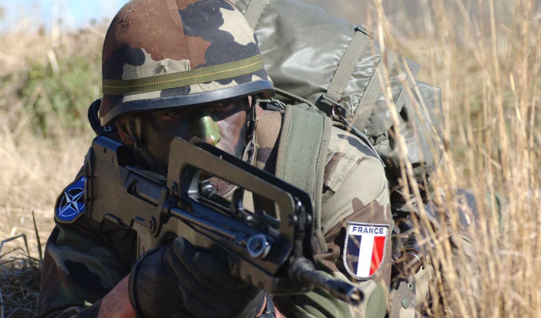française, февр, armée, militaires, france,
