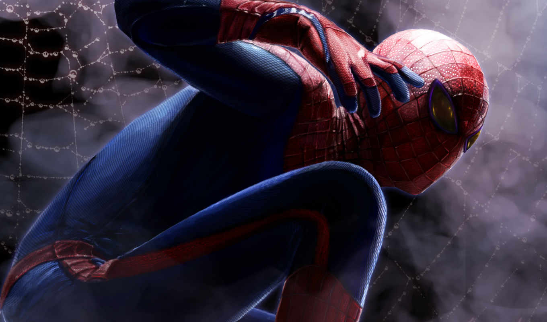паук, pauk, мужчина, человек, art, супергерои,