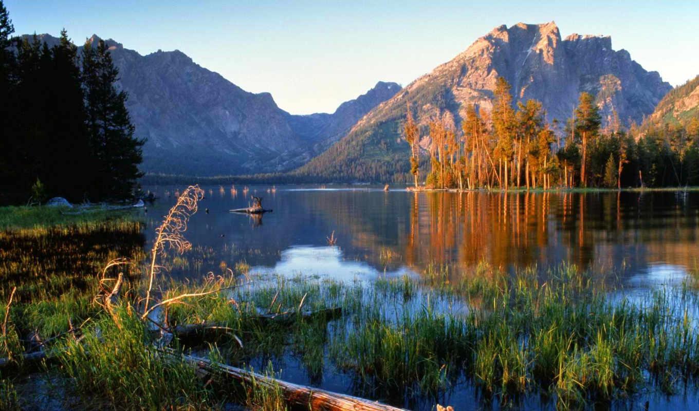 сша, national, park, путешествия, wyoming, лучших, заповедников, мира, grand,