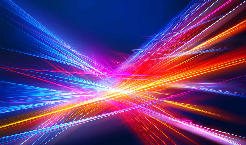 , neon, картинка, линии, графика, abstract, technology, circle, cosmos, цифровое, art,