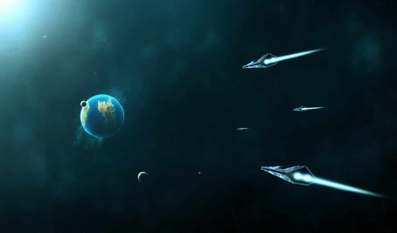space, earth, outer, colonization, science, nen, hinh, fiction, spaceships, flying, towards, альбом, planets, this, category, tags, планета, корабль,