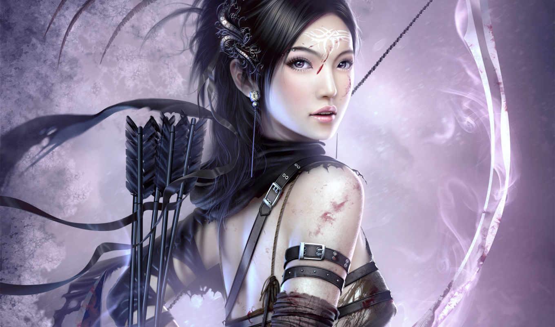 воин, принцесса, fantasy, девушка, об, эльф, pinterest, more, images,