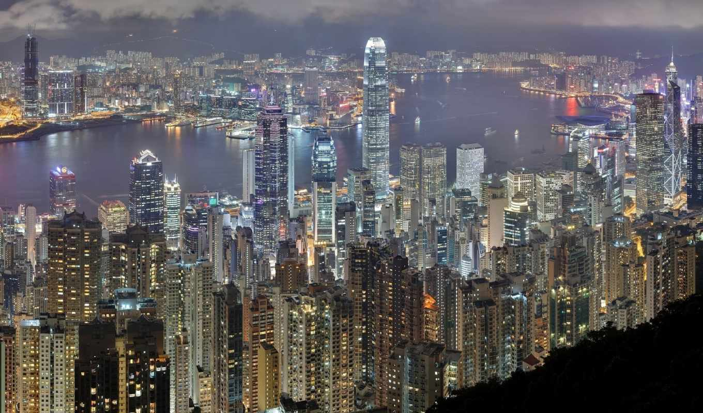 ,peak, victoria, hong, мегаполис,