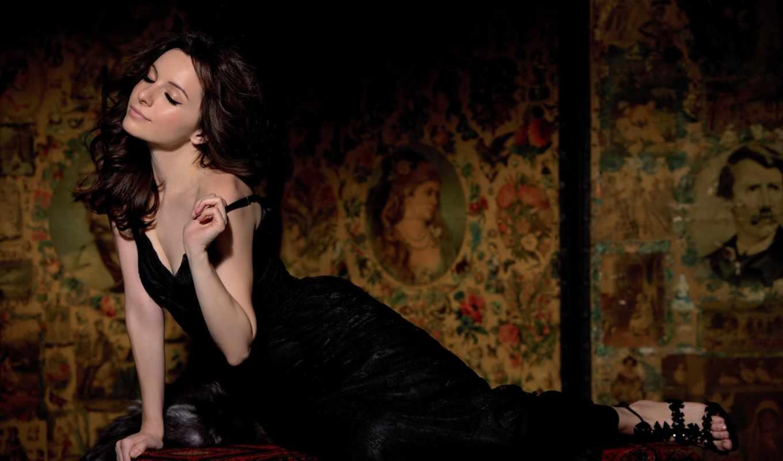 black, платье, brunette, design, меч, волосы, этом, ждать,