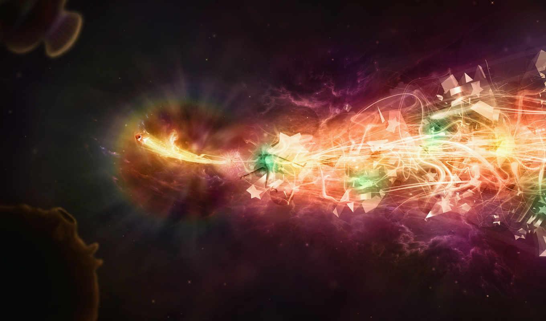 космос, dizorb, stars,