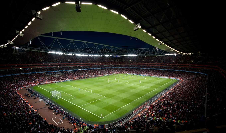 поле, стадион, футбол, чемпионов, league, спорт, лч, картинка,