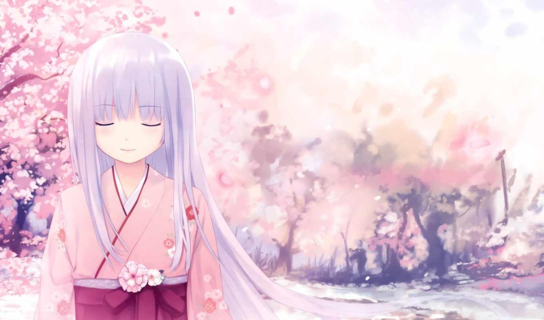 ni, watashi, xx, shinasai, kimono, roame, hair,
