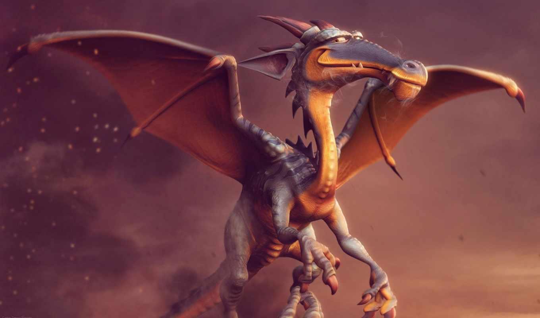 дракон, крылья, ortega, elizalde, carlos, art, эксмо, дым, дракона,