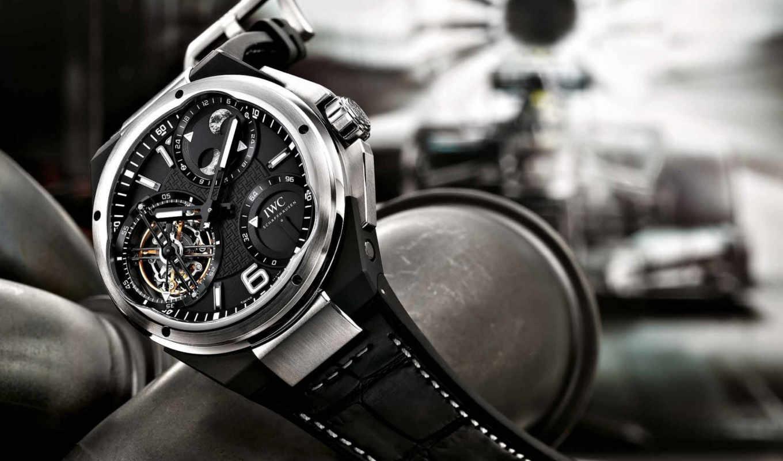 ingenieur, часы, iwc, tourbillon, константа, сила, new,