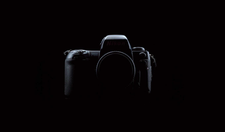 обои, nikon, фотоаппарат, никон, фотик, объектив,