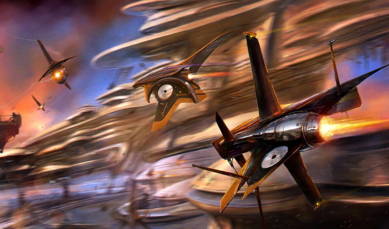 best, летательные, скорость, аппараты, гонка, каньон, код, illustrations, fabiano, art, design, alanwind, this, have, concept, lot,