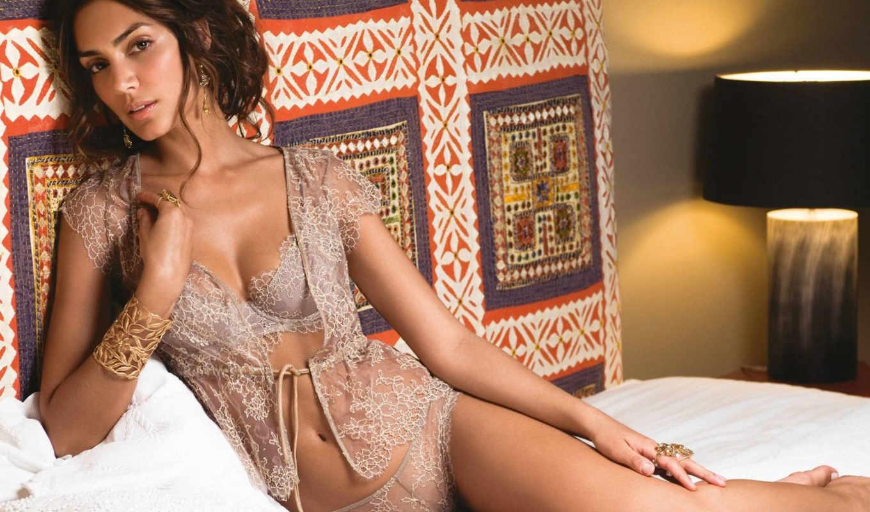 девушка, изображение, девушки, белье, кровать, сборник, super, bikini, узор, обою, великолепных,