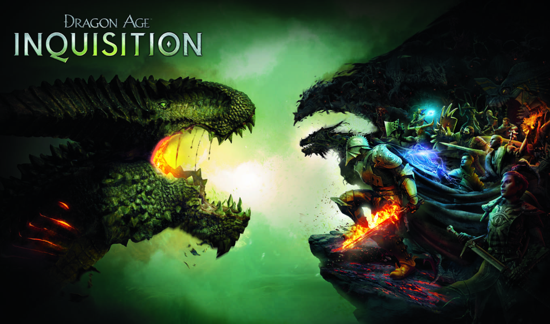 дракон, age, inquisition,