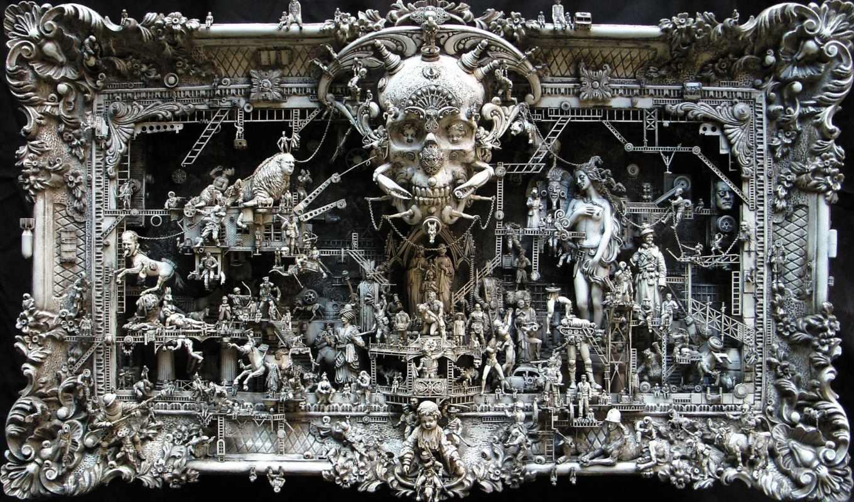скульптуры, необычные, кукси, криса, kris, свой, chris,