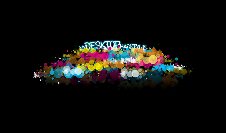 desktop, hasstyle, краски, минимализм,