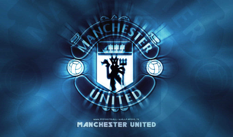 united, manchester, blue, logo,