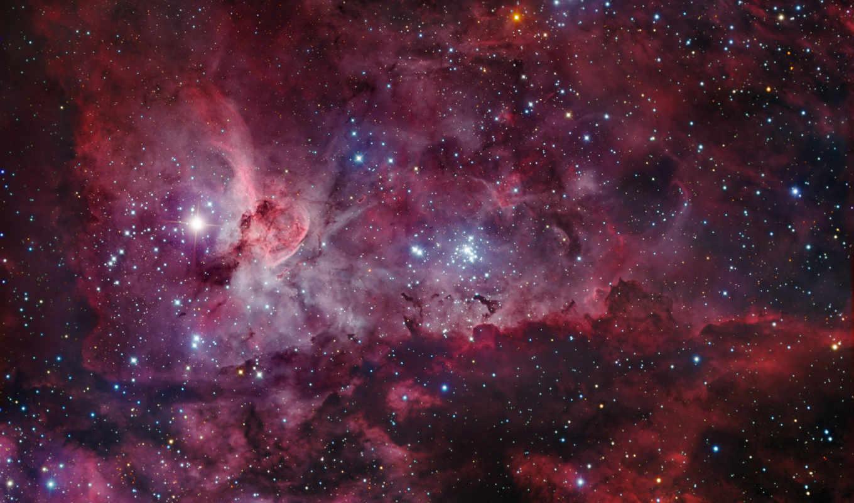 туманность, звезды, киль, вселенная, картинка, картинку,