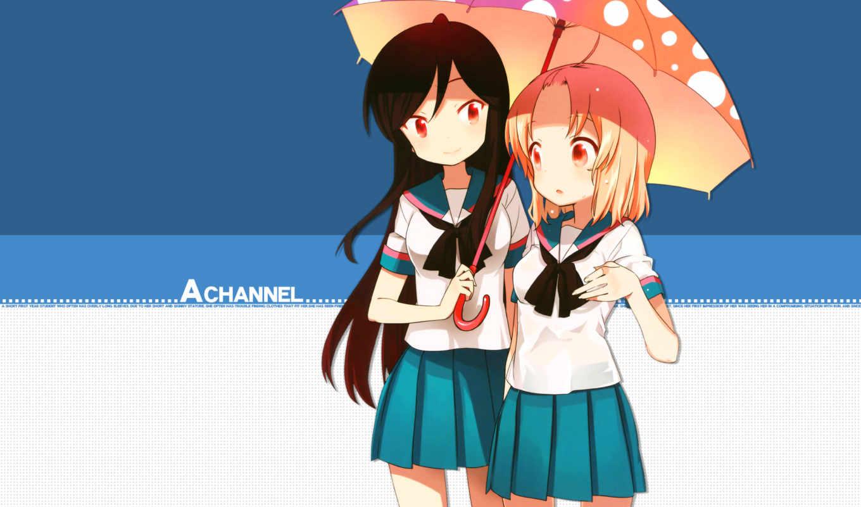 channel, bb, kuroda, run, momoki, anime, nishi, yuuko,